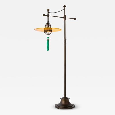 Lutyens Cardinal Hat Standing Lamp