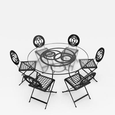Lutyens Circle Patio Set