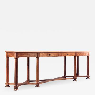 Lutyens Knebworth Side Table