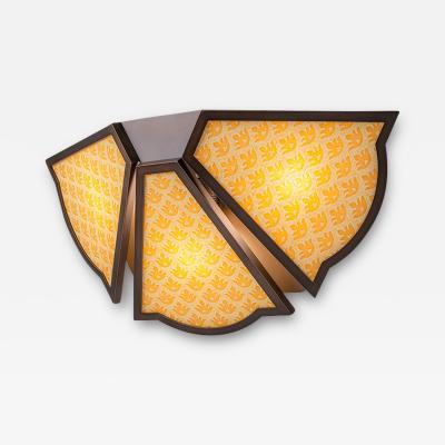 Lutyens Lozenge Canopy Sconce