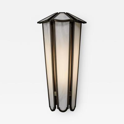Lutyens Lozenge Lantern Sconce