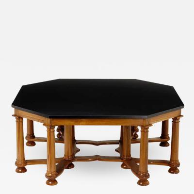 Lutyens Octagonal Coffee Table