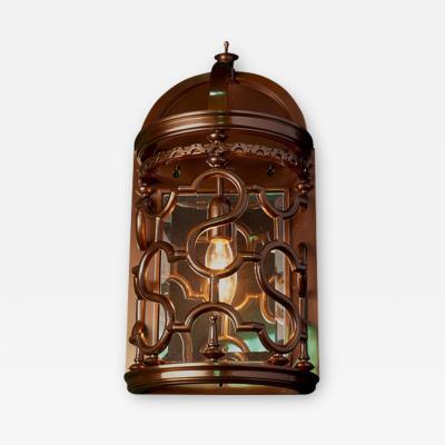 Lutyens S Lantern Sconce