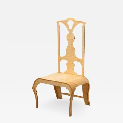 Lutyens Tall Back Chair