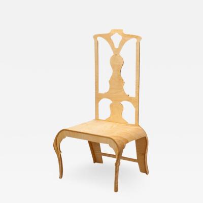 Lutyens Tall Back Chair