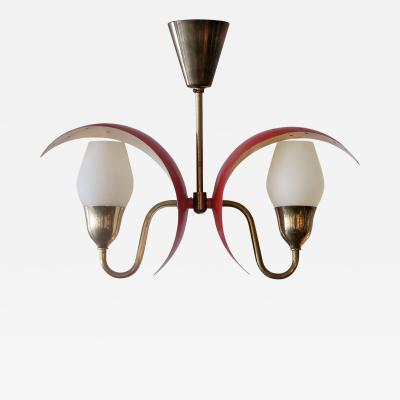 Lyfa Petite Danish Chandelier by Lyfa