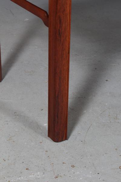 Lysberg Hansen Lysberg Hansen and Terp Coffee table rosewood