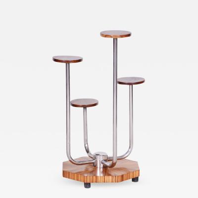 M cke Melder 20th century Bauhaus Czech Flower stand