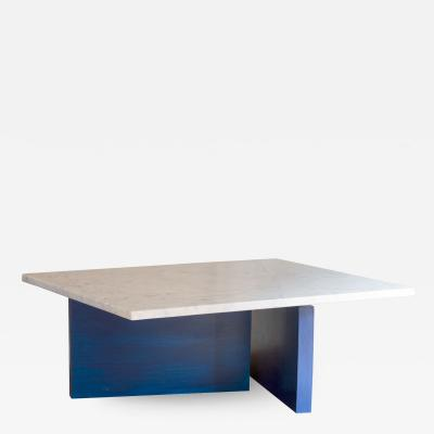 MAWLANA Furniture Home Fallada Bauhaus Stye Marble Coffee Table