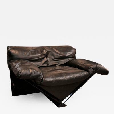 MIM Italian MIM Leather Armchair VICTORY
