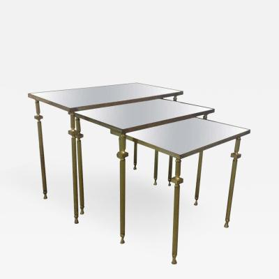 Maison Bagu s French Nesting Tables by Maison Bagu s