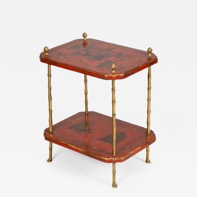 Maison Bagu s Maison Bagu s Chinoiserie End Table