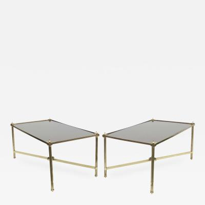 Maison Bagu s Pair of Maison Bagues Coffee Table