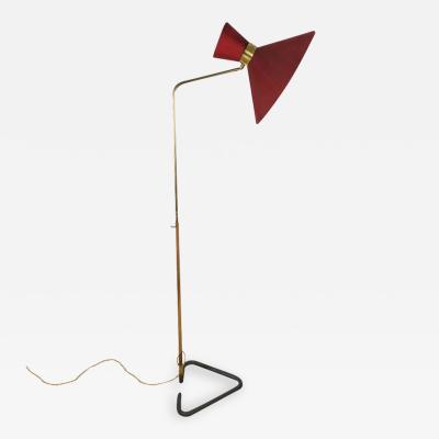 Maison Lunel LARGE DIABOLO STANDING LAMP BY LUNEL 1950