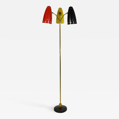 Maison Lunel Rare articulated floor lamp