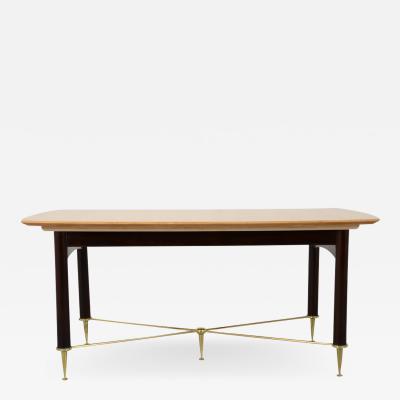 Maison Raphael Maison Raphael Paris very elegant extensible dining table in mahogany