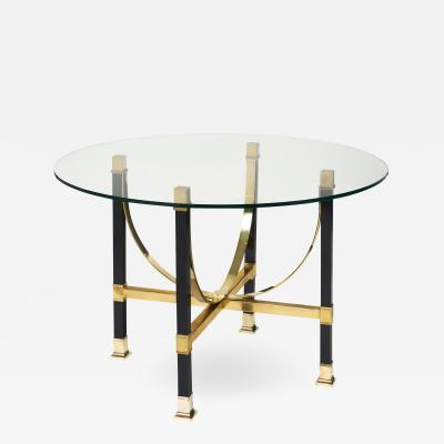 Maison Raphael Mid Century Modern French Dining Table by Maison Raphael
