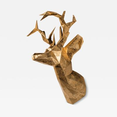 Malabar ANTLER HEAD MOUNT decor essentials