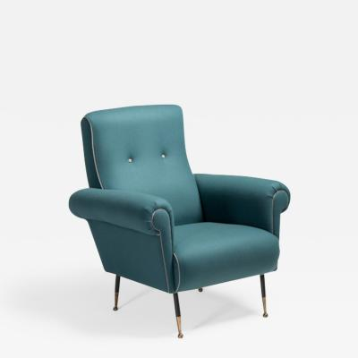 Mantellassi Tribeca Pulce Armchair