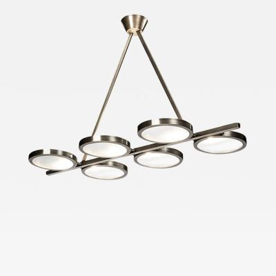 Mapswonders Lever Ceiling Lamp