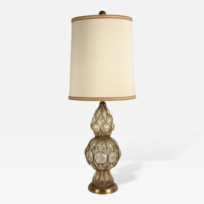 Marbro Lamp Company Murano Glass Table Lamp by Marbro
