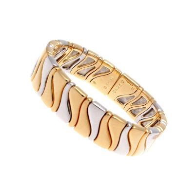 Marina B Marina B Gold Stainless Steel Bangle Bracelet