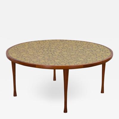 Marshall Studios Martz Coin Tile Coffee Table