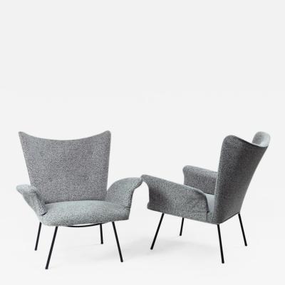 Martin Eisler Carlo Hauner Brazilian Mid century Modern Armchair by Martin Eisler Carlo Hauner
