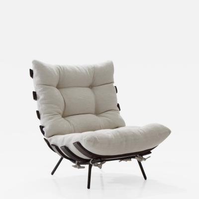 Martin Eisler Carlo Hauner Carlo Hauner and Martin Eisler Costela Chair for Forma Brazil 1950s
