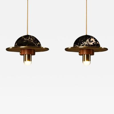Masquespacio Pair of Shades Suspensions Designed by Masquespacio