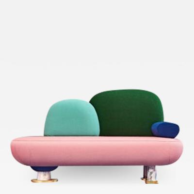 Masquespacio Toadstool Collection Sofa Masquespacio
