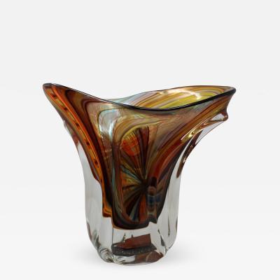 Massimiliano Schiavon Wow Block Vase by Schiavon
