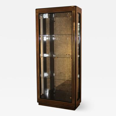 Mastercraft Mastercraft Brass Display Vitrine