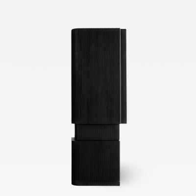 Materia Studio Ostinato Tower Black