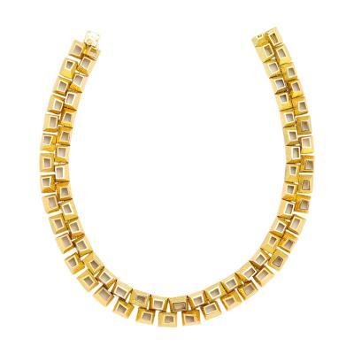 Mauboussin Mauboussin 18k Gold Kiops Necklace