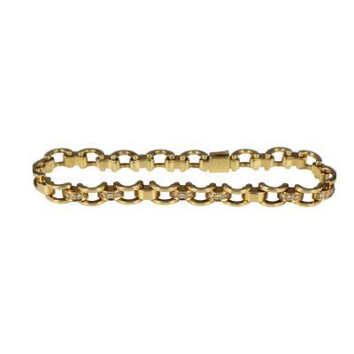 Mauboussin Mauboussin Gold Diamond Bracelet