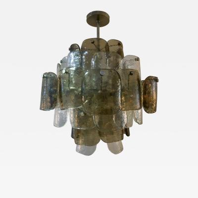 Mazzega Murano Murano Glass Chandelier