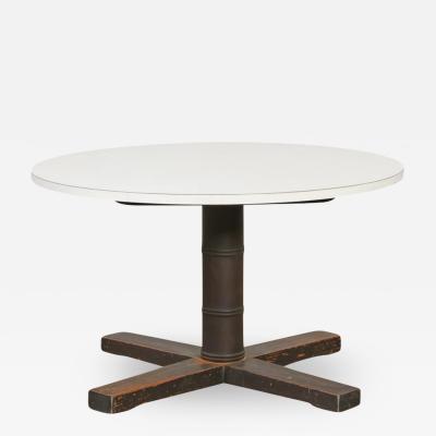 McGuire Furniture McGuire Furniture Company Pedestal Table