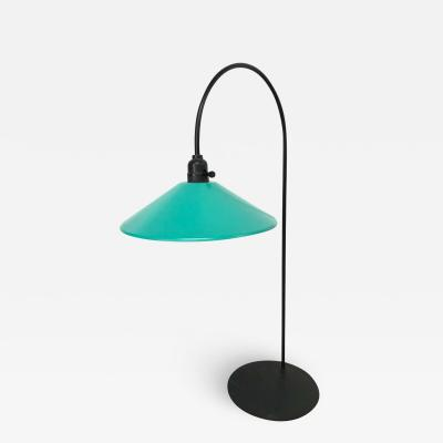 Memphis Design Postmodern Table Desk or Task Arc Lamp