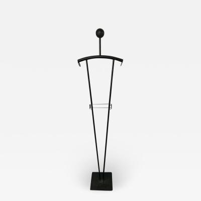 Memphis Design Struttura Due Post Modern Figural Valet Stand or Coat Rack