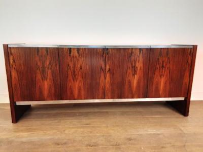 Merrow Associates Merrow Associates mid century rosewood sideboard credenza