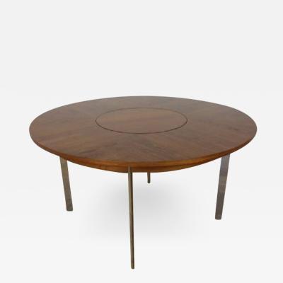Merrow Associates Mid century rosewood dining table by Merrow Associates