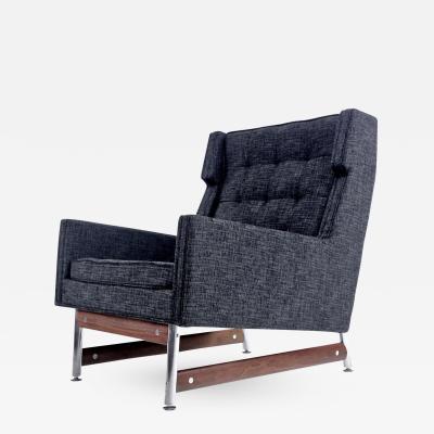 Metropolitan Furniture Extremely Rare Mid Century Modern Armchair by Metropolitan Furniture