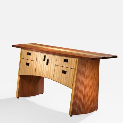 Michael Gloor Design Arc Sideboard