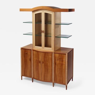 Michael Gloor Design Temple Series China Cabinet 2