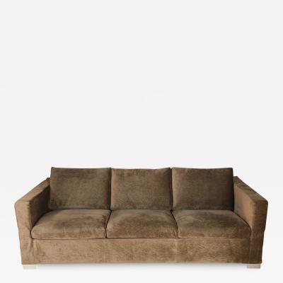 Minotti Minotti Three Seat Sleeper Sofa