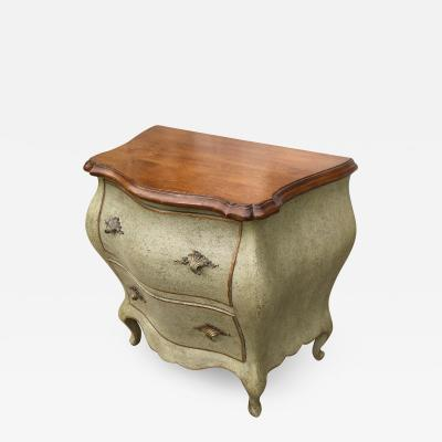 Minton Spidell Minton Spidell French Country Bombay Chest Nightstand