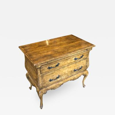 Minton Spidell Minton Spidell French Country Nightstand Commode W Silk Lined Drawers