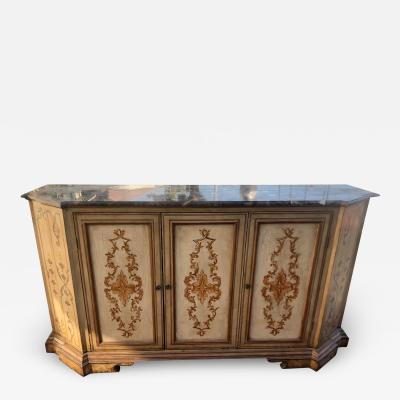 Minton Spidell Minton Spidell Venetian Credenza W Marble Top