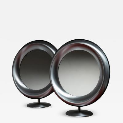 Missaglia Pair of Table Mirrors by Missaglia